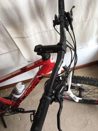 Bicicleta MMR XC30 de 27,5