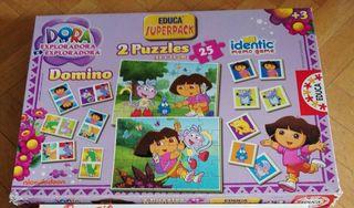 juego Dora exploradora