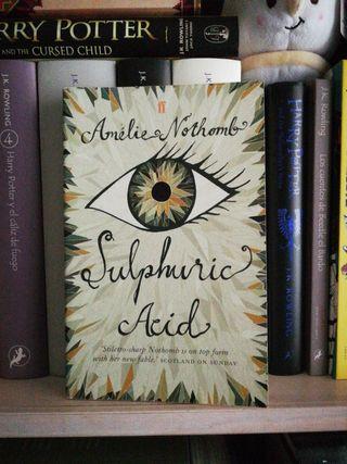 Sulphuric Acid - Amelie Nothomb
