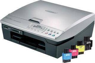 Impresora Escaner Brother