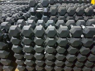 Mancuernas hexagonales nuevas