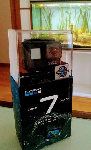 Cámara GoPro Hero 7 black