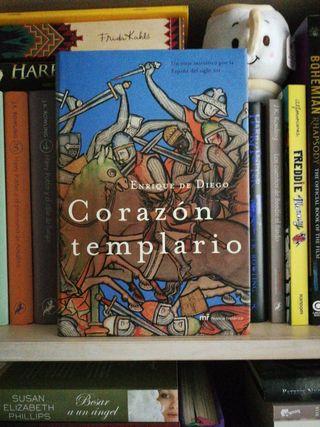 Corazón templario - Enrique de Diego