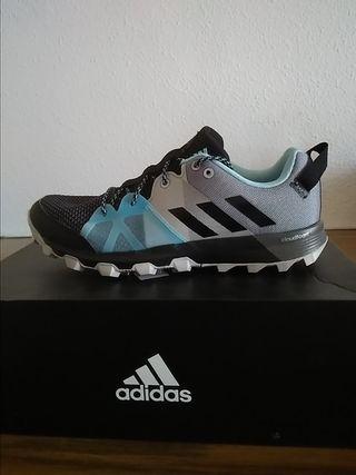 Talla 39. Adidas Kanadia 8.1 tr w. Nuevas.