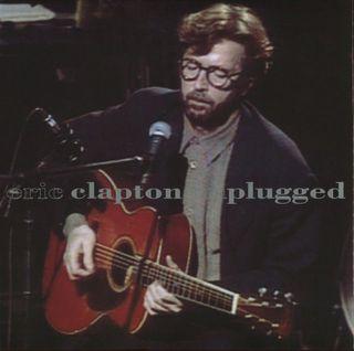 lp Eric Clapton - Unplugged