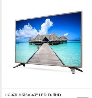 "LG 43LH615V 43"" LED FullHD"