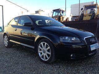 Audi A3 2.0 TDI ACABADO DEPORTIVO SLINE INT Y EXT