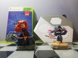 Lote Disney Infinity XBOX 360