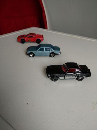 coches de metal antiguos
