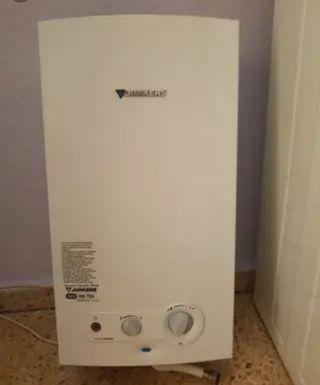 calentador de agua marca junkers