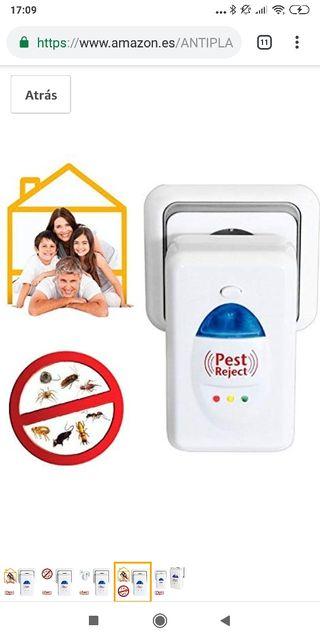 Pest Reject - elimina plagas de todo tipo