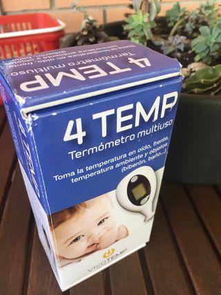 Visoxics Termómetro digital Visotemp 4 temp