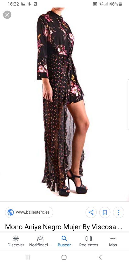vestido/mono capriche