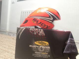 Casco Rudy Wingspan aero triathlon