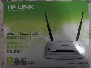 Router inalámbrico TP-Link TL-WR841N