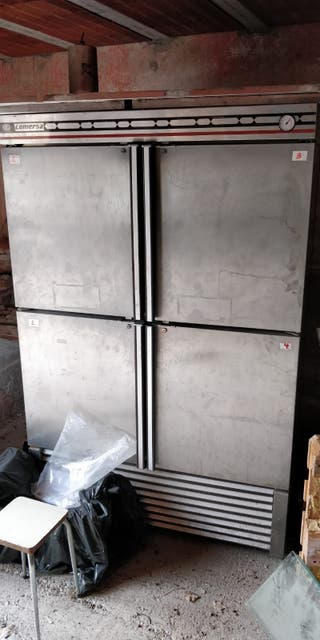 Nevera frigorifica 4 puertas