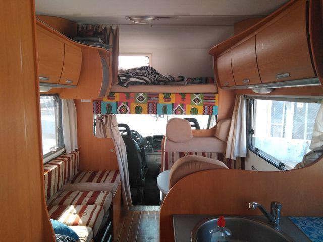 Autocaravana trigano elliot 40 - 6 plazas