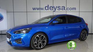 Ford Focus 1.0 EcoBooost 125CV ST Line Azul Oasis