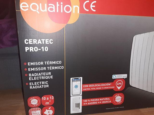 SE VENDE RADIADOR CALEFACCIÓN ELECTRICA NUEVO 2019