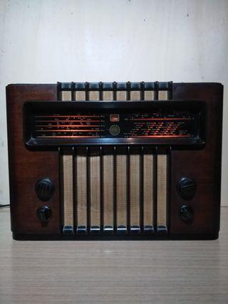 antigua radio marconi