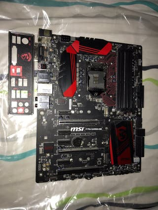 Placa base Z170A gaming M5