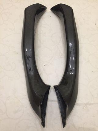 Ram air de carbono para Ducati 749 y 999