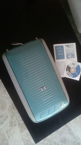 Escáner HP scanjet 3570c