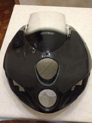 Frontal carbono Ducati 749 y 999
