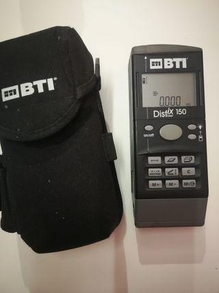Medidor láser BTI DISFIX 150
