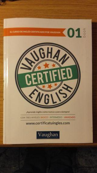 Libro Inglés Vaughan 01 book