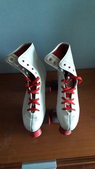 patines 4 ruedas marca SKIDER