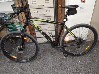 "Bicicleta montaña Scott 29"" XL"