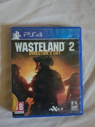 juego Wasteland 2 PS4