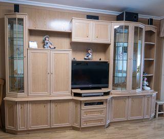 Mueble de madera salón