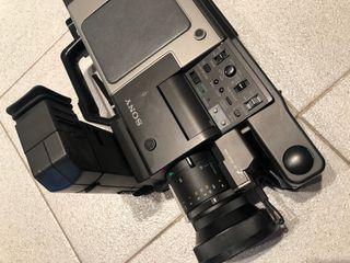 Cámara filmar Sony Video 8 Pro - Vintage
