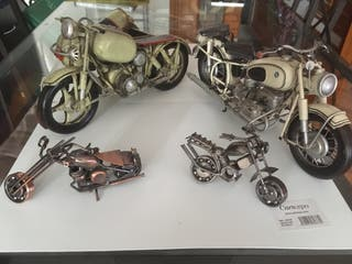 Motos decoración