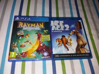 Juego PS4 + Regalo Bluray