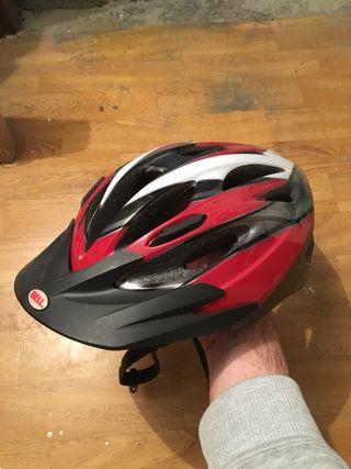 Casco de bici bell
