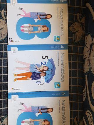 libro de 6º y 4º a 6º primaria