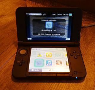 Se vende Nintendo 3DS XL