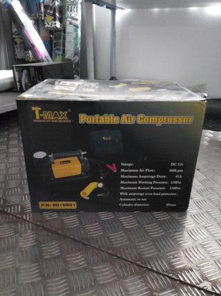 Compresor de aire portatil TMAX