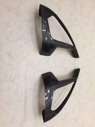 Embellecedor espejos carbono Ducati 749 y 999