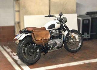 Motos Triumph Bonneville De Segunda Mano En Madrid En Wallapop