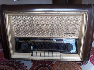 Radio antigua telefunken Radio antigua telefunken