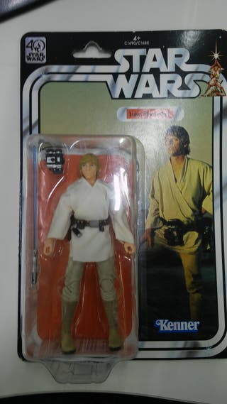 Star Wars Luke Skywalker 40 Aniversario