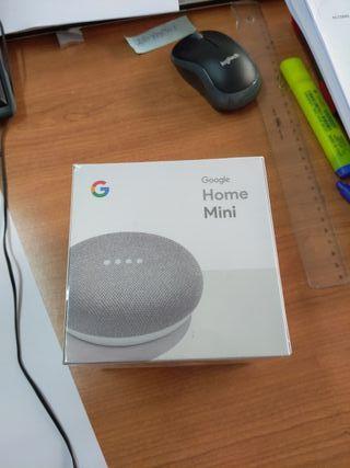 Google Home Mini precintado