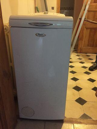 Lavadora pequeña 6 kg