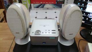 MICRO CADENA SONY COMPACT DISK CMT-C01 RADIO2MANO