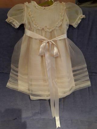 oferta!!! vestido bautizo