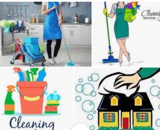 Limpiamos tu casa,tu negocio,oficina,escalerasetc